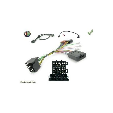 COMMANDE VOLANT CHRYSLER SEBRING 2007- - Pour Pioneer complet avec interface specifique