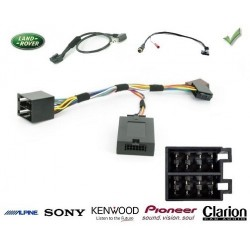 COMMANDE VOLANT Land Rover Discovery 200309/2009 HIGH LINE ISO - Pour SONY complet avec interface specifique